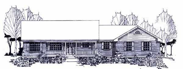 Maclaren S House In Byrnes Mill