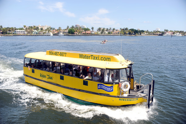 Water Taxi Ft Lauderdale To Miami Beach